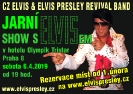 Jarní show s Elvisem