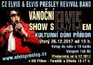 Vánoční show s Elvisem v Příboře