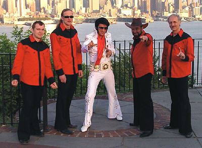 Elvis presley Revival Band